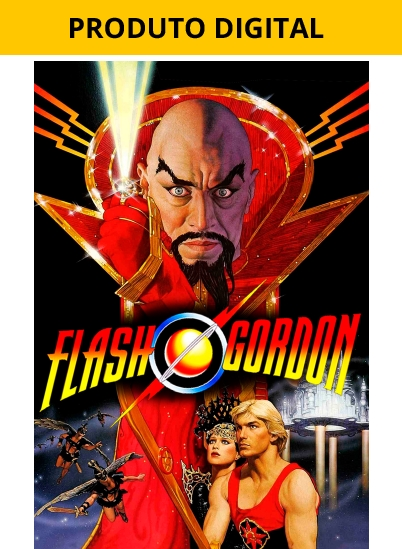 Flash Gordon - Aluguel Digital