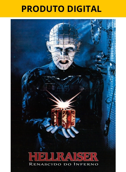 Hellraiser - Renascido do Inferno - Aluguel Digital