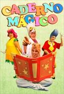 Caderno Mágico - Volume 1
