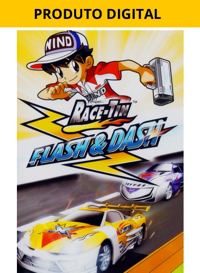 Race-Tin - Flash e Dash - 1ª Temporada - Compra Digital