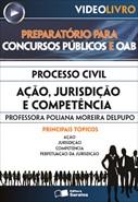 Processo Civil - Ação, Jurisdição e Competência - Profa.  Poliana Moreira Delpupo