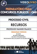 Processo Civil - Recursos - Prof. Wanner Franco