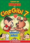 Cine Gibi - Volume 7 - Bagunça Animal