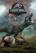 Pré-Venda: Jurassic World - Reino Ameaçado
