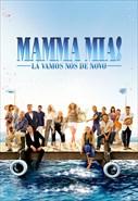 Pré Venda: Mamma Mia! Lá Vamos Nós de Novo