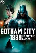 Gotham City 1889 - Um Conto de Batman
