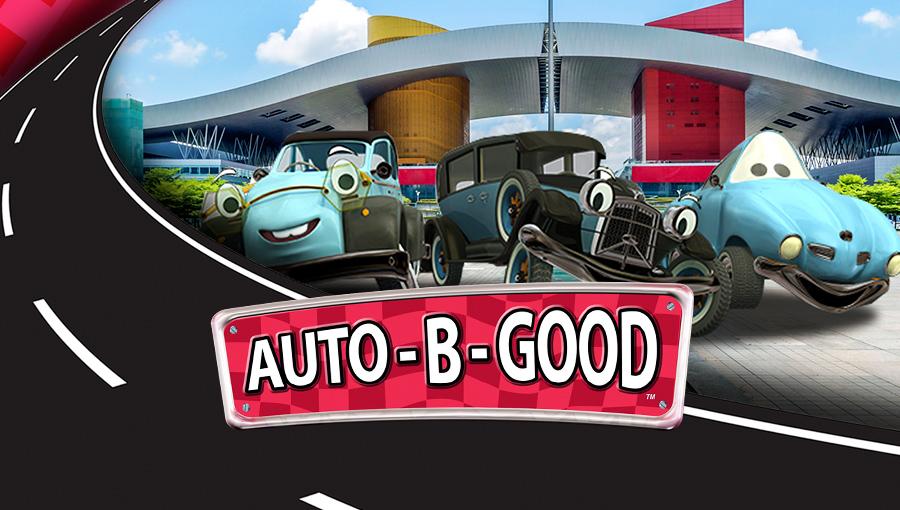 Auto-b-good - Temporada 1