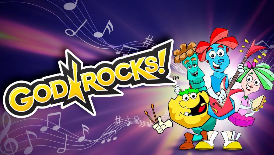 God Rocks - Temporada 1
