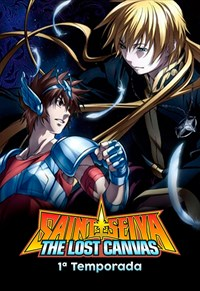 Saint Seiya - The Lost Canvas - 1ª Temporada