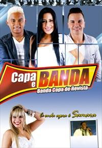 Banda Capa de Revista - A Onda agora é Samara