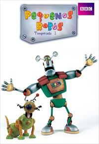 Pequenos Robôs - Temporadas 1 e 2
