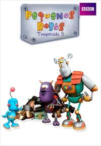 Pequenos Robôs - Temporada 5