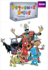 Pequenos Robôs - Temporadas 3 e 4