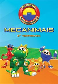 Mecanimais - 2ª Temporada