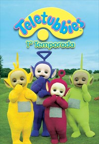 Teletubbies - 1ª Temporada