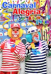 Atchim e Espirro - Carnaval da Alegria - Completo