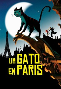 Um Gato em Paris