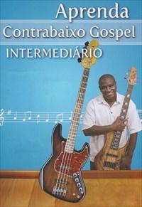 Aprenda Contrabaixo Gospel Intermediário
