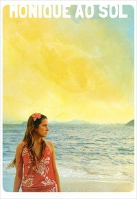 Monique ao Sol