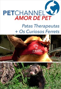 Amor de Pet- Patas Therapeutas + Os Curiosos FerretsFerretsFerrets