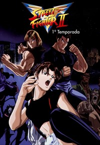 Street Fighter II - V - 1ª Temporada