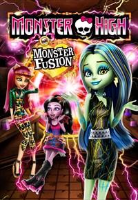 Monster High - Uma Fusão Muito Louca