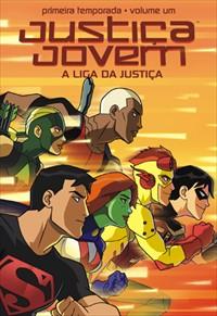 Justiça Jovem - 1º Temporada vol. 1