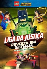 Lego DC Comics Super Heróis - Liga da Justiça - Revolta em Gotham