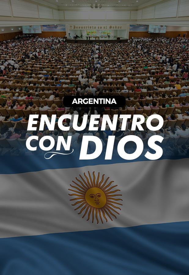 Encuentro con Dios desde Argentina